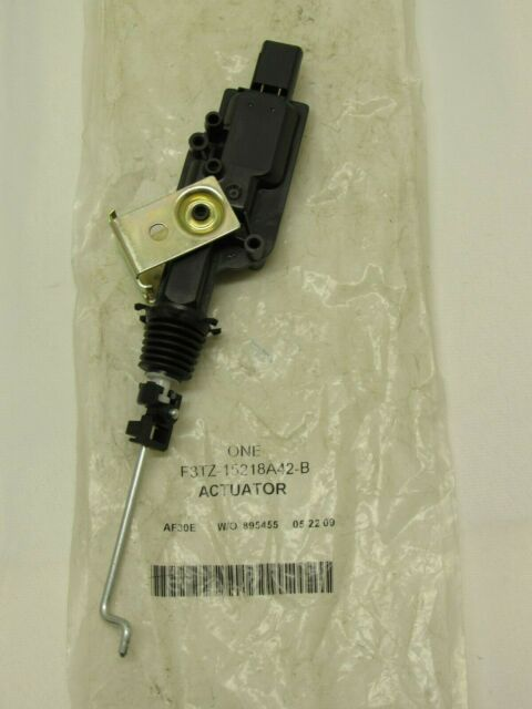 Door Lock Actuator Front Motorcraft SW-6931