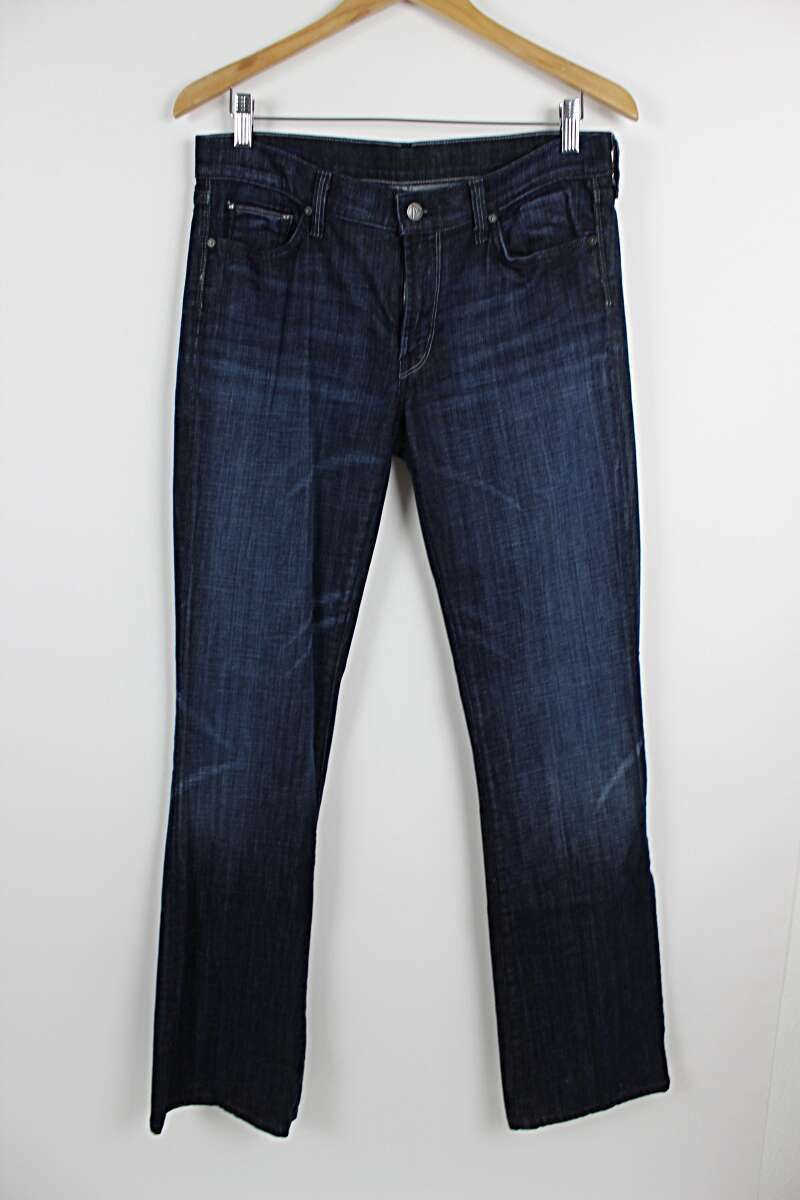 Citizens of Humanity High Rise Amber Stretch Bootcut Jeans Size 32