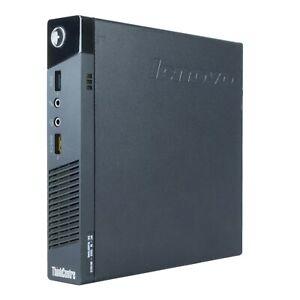 Lenovo-ThinkCentre-M93-Tiny-Intel-i5-4670T-2-3GHz-8GB-128GB-SSD-Windows-10-Pro