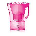 Brita Navelia 2.3l Water Aqua Filter Jug With 1 Maxtra Cartridge Pink Kiss