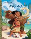 Moana Big Golden Book by Rh Disney (Hardback, 2016)
