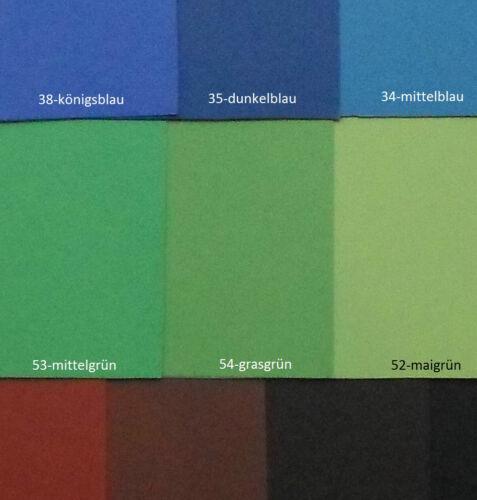 Rohling Fotokarton 47 FARBEN bezogen Schultüte rund 80 85 90 100 cm
