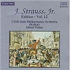 Johann II Strauss - J. Strauss, Jr. Edition, Vol. 12 (1990)