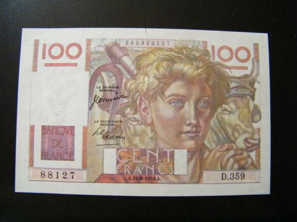 100% Vrai 100 Francs