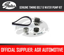 Gates Timing Cam Belt and Water Pump Kit for PEUGEOT 106 1.6 TU5J4 118bhp