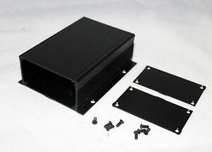 Black-Aluminum-Project-Box-Case-Electronic-box1166-Al-Enclosure-US-Stock