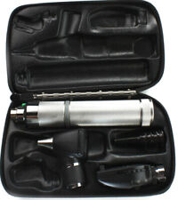 Welch Allyn Hill Rom 35v Diagnostic Set With 2 Heads Handlehard Case 97200 C