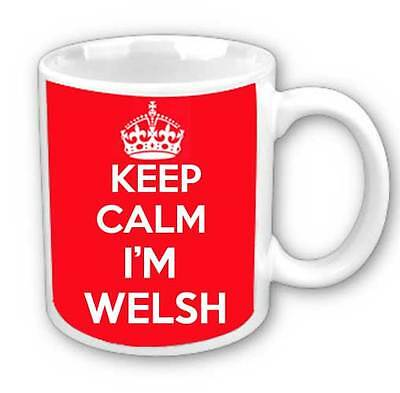 Keep calm I'm Welsh