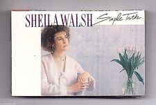 """SHEILA WALSH - SIMPLE TRUTH (1989/Word) """"Come Into His Kingdom"""",""""God Loves You"""""""