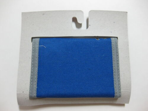 "BRAND NEW WITH TAGS BLUE Batman Tri-Fold Wallet 4.5/"" x 3.25/"""