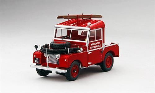 Land Rover Serie I 88 Fire Appliance True Scale Miniatures 1 43 TSM144324