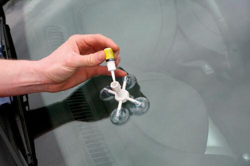DIY ! CAR VAN WINDSCREEN WINDSHIELD CRACK REPAIR TOOL KIT