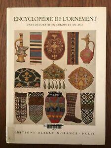 Encyclopédie de l'ornement : L'art décoratif en Europe et en Asie