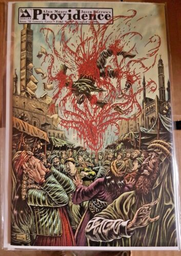Providence #11 Final Words Century Cover Variant Limited to 100 ALAN MOORE RARE