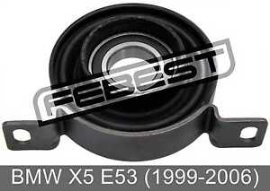 Center-Bearing-Support-For-Bmw-X5-E53-1999-2006