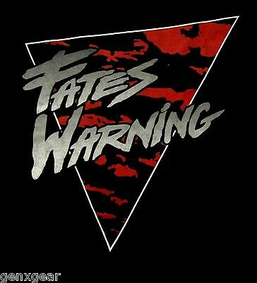 FATES WARNING cd cvr NO EXIT Official SHIRT LRG  new