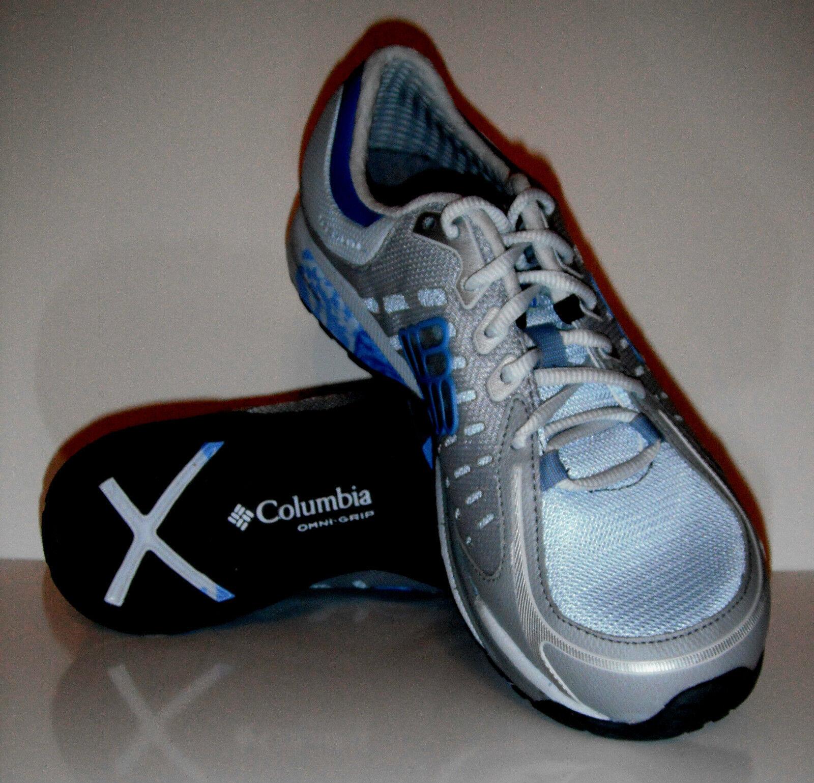 New Columbia Women Peakfreak Low Hiking Grey  Daydream shoes Sneaker sz 9.5