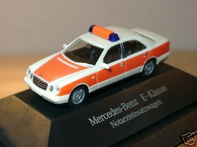 Herpa mercedes clase e ambulancia neutral PC 5634