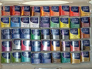 winsor newton cotman half pan watercolor refills colors i thru