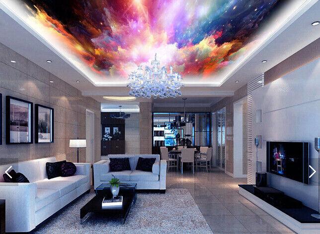 3D Paint Farbe 417 Ceiling WallPaper Murals Wall Print Decal AJ WALLPAPER US