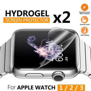 For-Apple-Watch-iWatch-4-3-2-1-38-42-40-44mm-Screen-Protector-Soft-1-2-5-10-PC