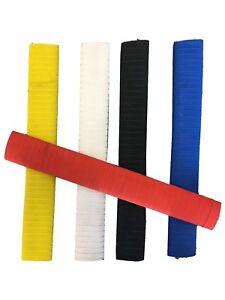 Non Slip Premium Quality durable Rubber Cricket Bat Handle Replacement Grip