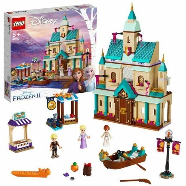 Figur Minifig Eiskönigin Frozen Elsa Schloß Arendelle 41167 Anna LEGO Disney