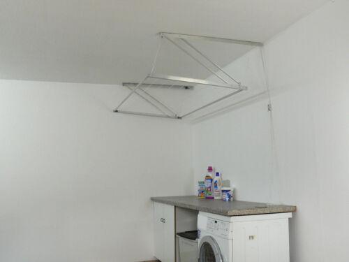 """Linge Support de plafond Sèche-linge wandtrockner Sèche-linge Sèche-linge linge /""""Fabuleux/"""""""