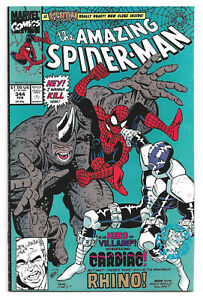 Amazing-Spider-Man-344-Marvel-Comics-1991-1st-App-Cletus-Kasady-as-Carnage