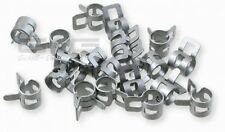 Fascette Anello di serraggio 6mm 10-pc Clip universal per Tubi