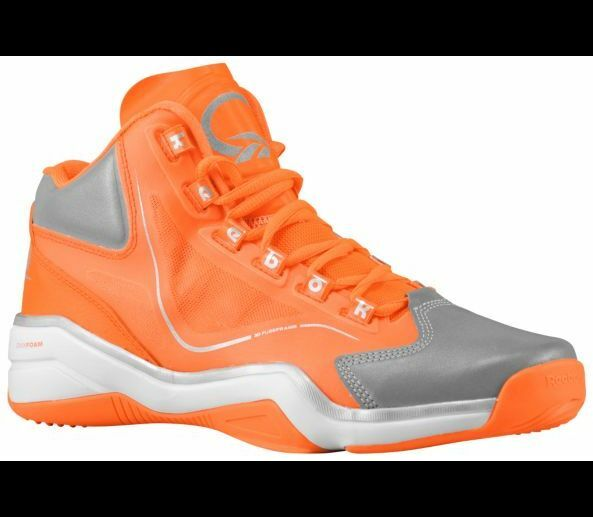 Reebok Homme Q96 Crossexamine Basketball Chaussures, US Chaussures