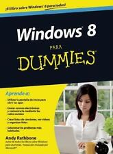 Windows 8 para dummies (Spanish Edition)-ExLibrary