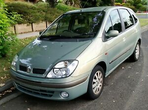 Renault-Scenic-Dynamique-2001-Salvage-or-Restore