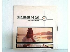 DEE-C-LEE-SEE-THE-DAY-SINGLE-7-034-UK-1985-MB-VG-MB-VG
