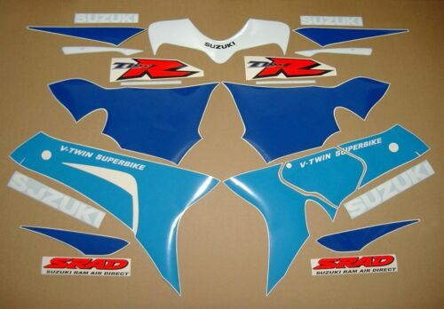 TL 1000R 1998-1999 complete decals stickers graphics kit set motorcycle SRAD tlr