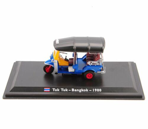 1//43 LEO Tuk Tuk-Bangkok-1980 TAXI Car// Automobile Model Toy Collection Toy