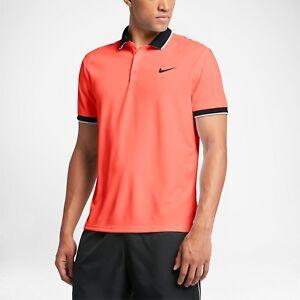 2019 DernièRe Conception Nikecourt Dry Solid Polo Homme Xxxl (3xlt)-afficher Le Titre D'origine Fabrication Habile