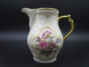 M318-Seltene-034-Rosentahl-Sanssouci-Milk-Jug-034-Top-Condition-Never-Used