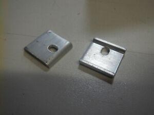 Abru Loft Ladder Aluminium 2 & 3 Section Spare Replacement Top Stop x2