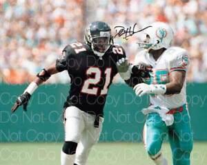 new concept 6fa8f 52f55 Details about Deion Sanders signed Atlanta Falcons 8X10 photo picture  poster autograph RP