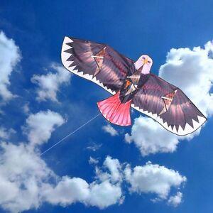 Eagle Huge 1.7 m Outdoor Fun Sport Kite Novelty Animal Kites Children's Toy Home