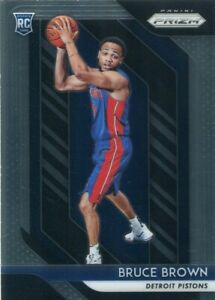2018-19-PANINI-PRIZM-RC-BRUCE-BROWN-DETROIT-PISTONS-ROOKIE-P1999