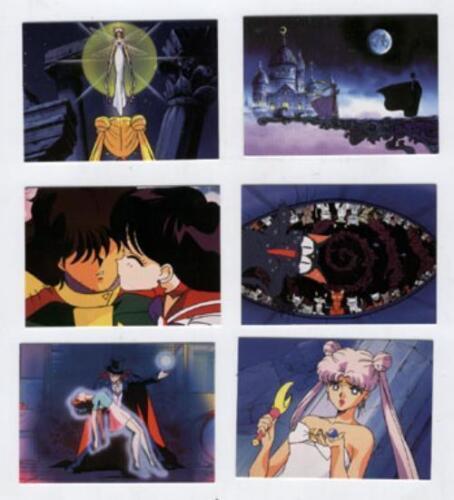 Sailor Moon Series 3 Trading Card Set