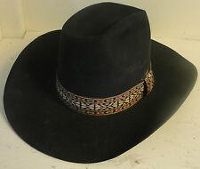 Stetson 4x Beaver Cowboy Hat Size 7 1/8