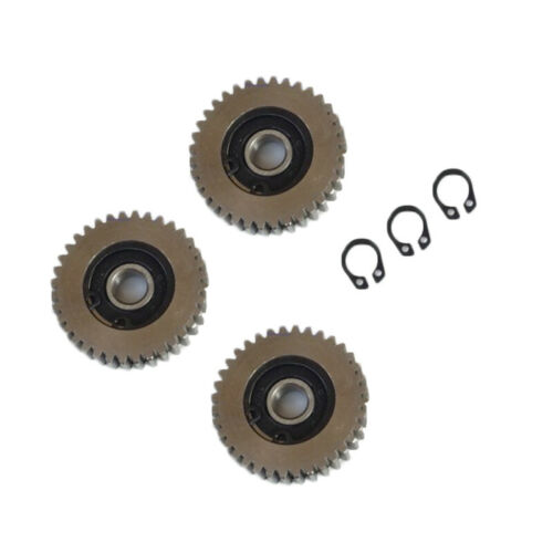 3Pcs Gear For Bafang Motors 38mm Parts Spare Electric Bike Bicycle 36T Steel