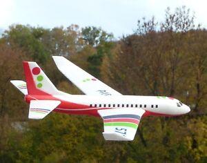 WURFGLEITER-XL-Flugzeug-Boeing-mit-SUPER-FLUGEIGENSCHAFTEN-in-TOP-QUALITAT-571