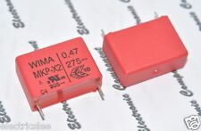 10x MKP-X2-220N//305 Kondensator Polypropylen X2 220nF 15mm ±10/% 8x15x18mm