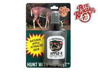 Pete Rickard - Hunting 2 Oz. Apple Scent Whitetail Deer Hunting Lure