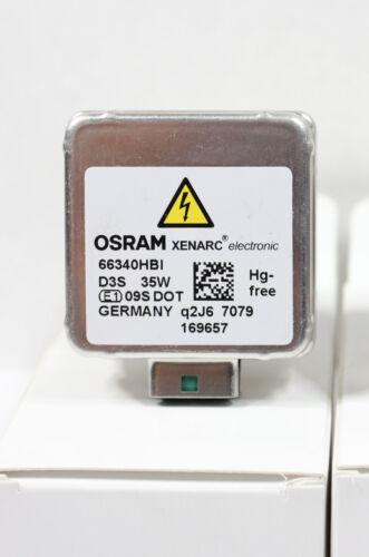 New OEM 13-17 Chevrolet Impala Osram D3S Xenon HID Headlight 35W Bulb