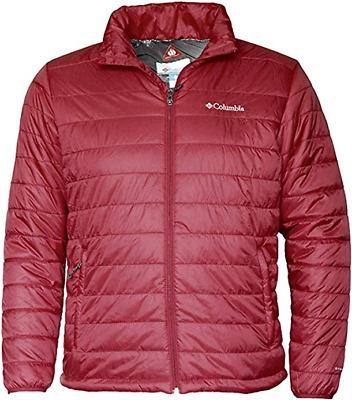 Columbia Men's Crested Butte II Omni-Heat Jacket (Red ...